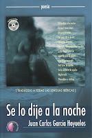 Colaboración de Carmen Carrasco en 'Se lo dije a la noche'