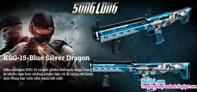 tại sao bản update game đột kích tháng 9 có tên là song long?