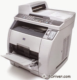 get driver HP Color LaserJet 2840
