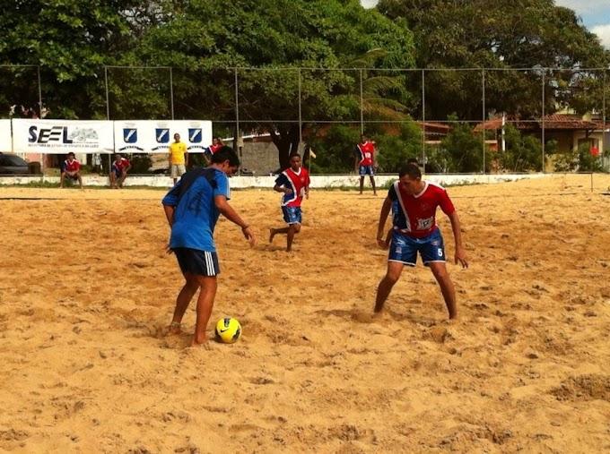 Natal: Circuito Nordeste de Beach Soccer será decidido neste sábado (29)