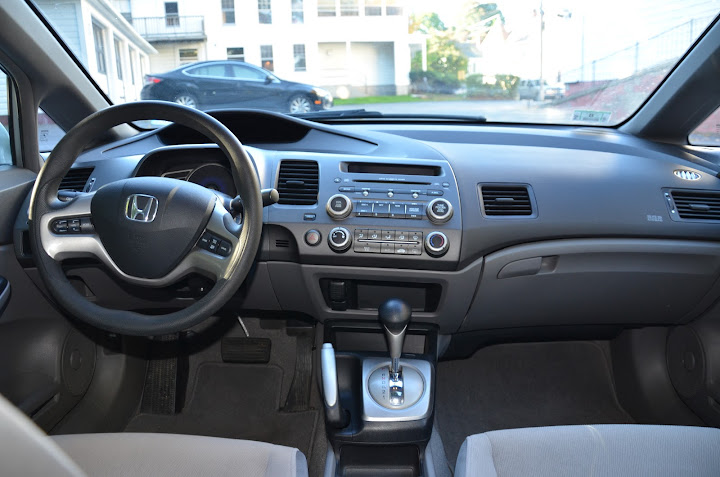 2007 honda civic ex 4 door sedan 9 995. Black Bedroom Furniture Sets. Home Design Ideas