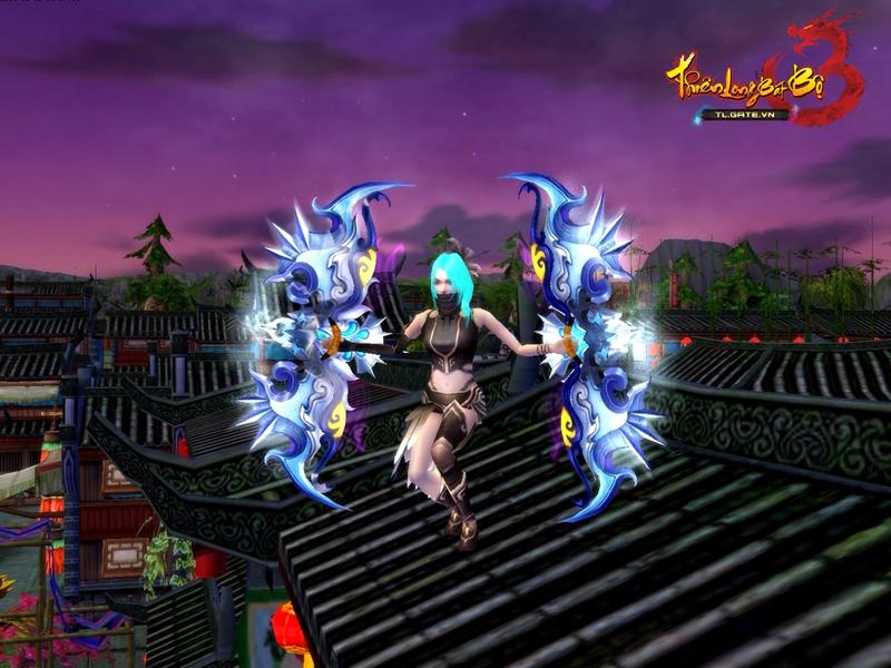 Chiêm ngưỡng thần binh của phiên bản Thần Binh Hải Vực - Ảnh 6
