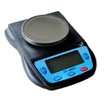 Cân tiểu ly cân vàng SF-400D - 500g, độ chia 0,01g