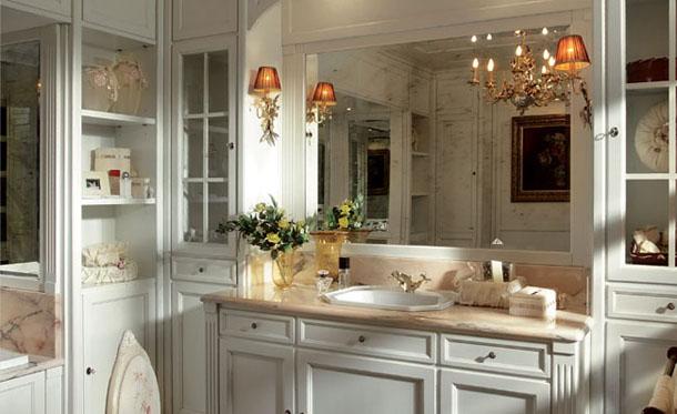 arredamento classico elegante boiserie u c in bagno pregio eleganza e effetto