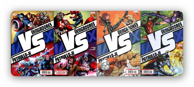 VvX: VS Los Vengadores vs la Patrulla-X [4][C�mic][Espa�ol]
