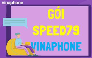 Nhận 2GB data, 30 phút gọi với gói Speed79 Vinaphone