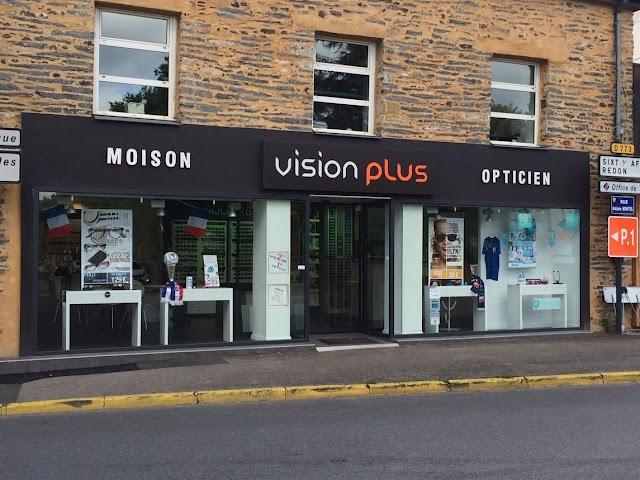 Opticien Vision Plus La Gacilly