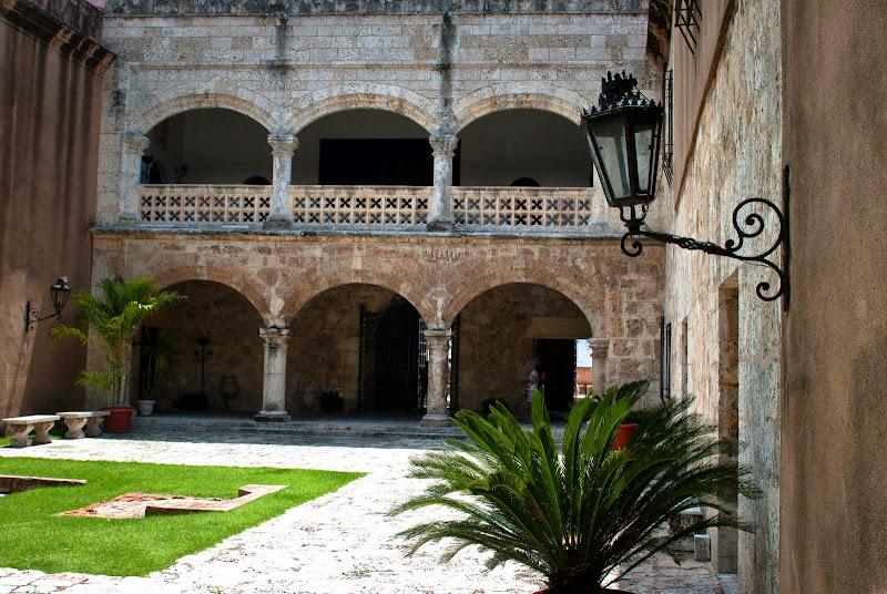 Dominikana -- Santo Domingo, Dzielnica Kolonialna..