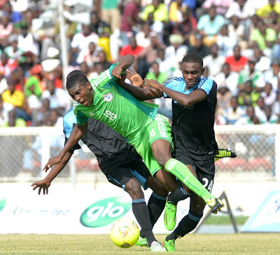 Flying Eagles Showed Class, Beat NYSC FC 5-0