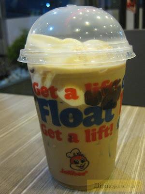 Jollibee Float Picture