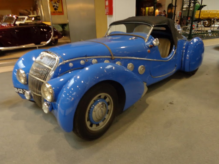 Musée de l'aventure Peugeot à Sochaux DSC01328