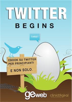 Manuale Twitter per principianti e non solo.