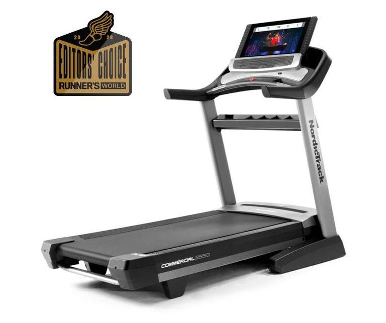Best treadmills: NordicTrack Commercial 2950:
