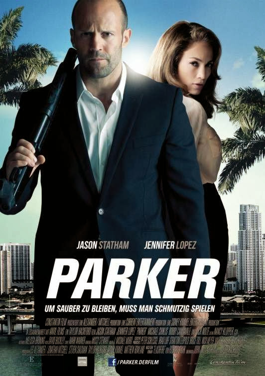 Poster Of English Movie Parker (2013) Free Download Full New Hollywood Movie Watch Online At Alldownloads4u.Com