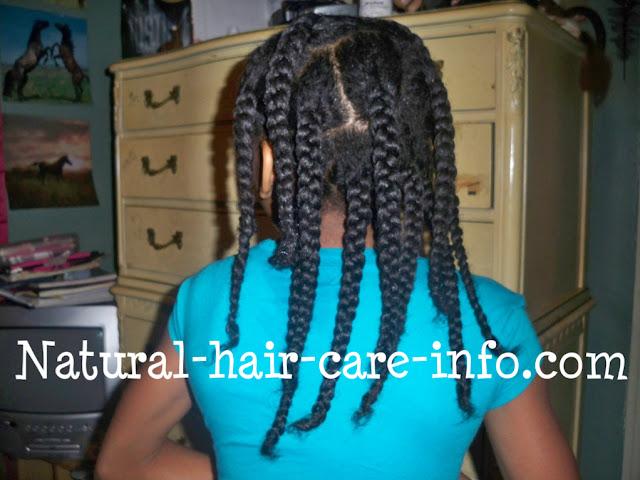curly girl hair