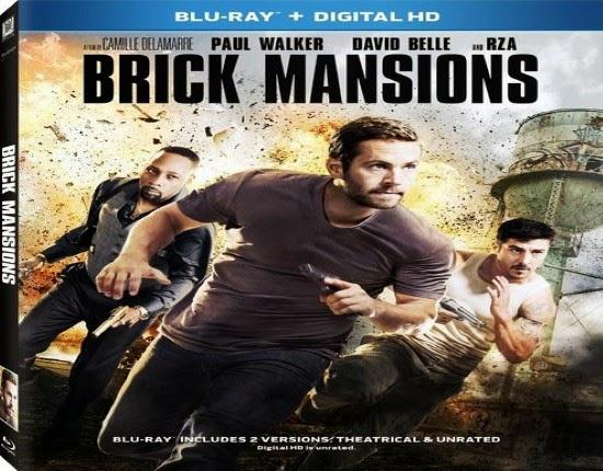 مشاهدة فيلم Brick Mansions  مترجم اون لاين