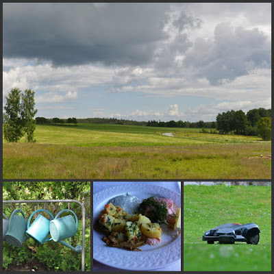miscellaneous images of travel in Sweden