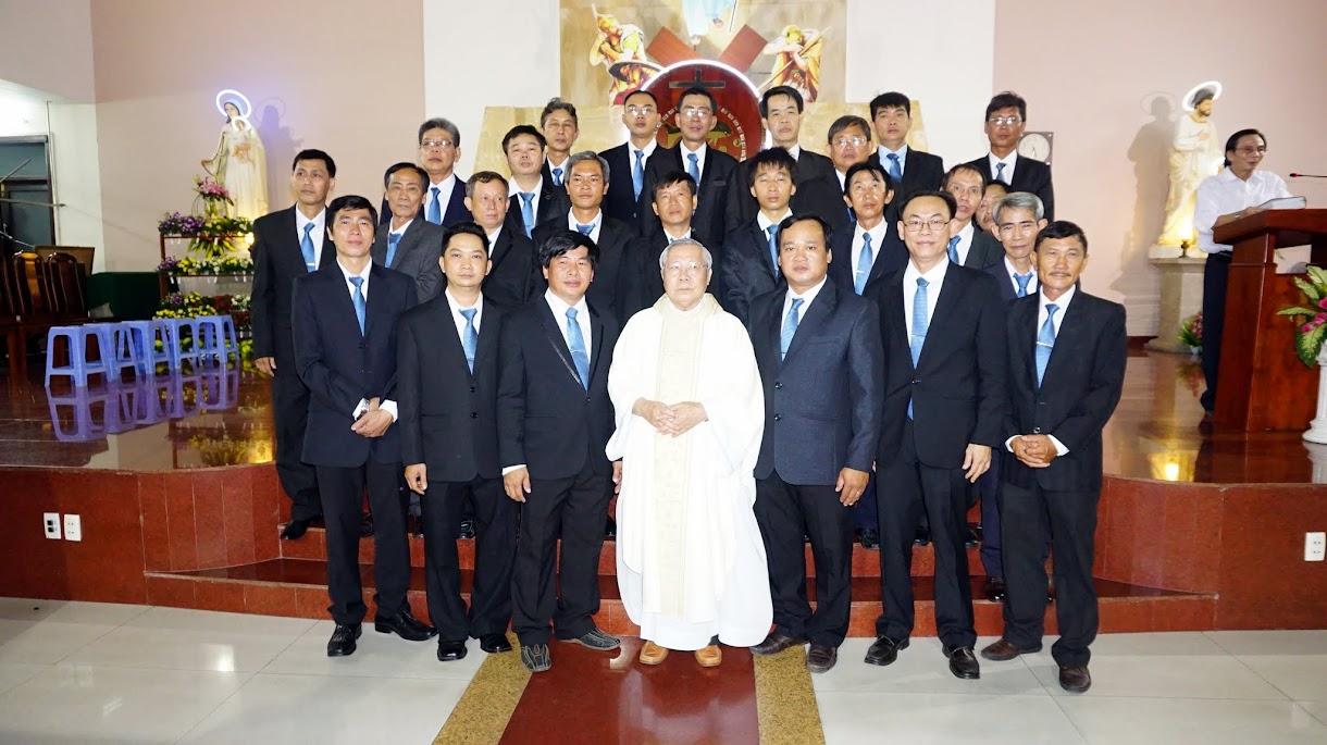 Lễ Kính Thánh Giuse Thợ Bổn mạng giáo xứ và HĐMV Gx Phú Hòa