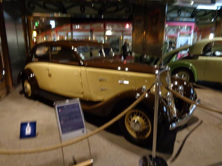 Musée de l'aventure Peugeot à Sochaux DSC01204