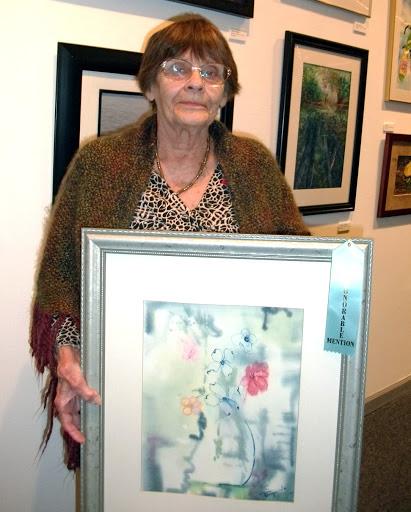 Honorable Mention: Virginia Dragschutz