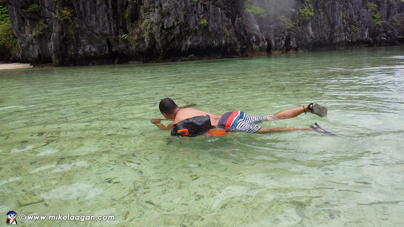 Going to Hidden Beach with Beyond Water Dry Bag