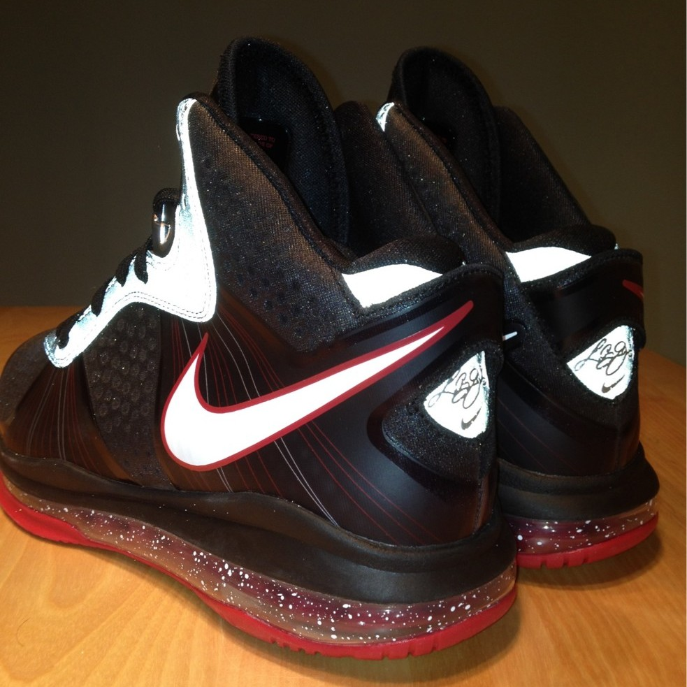 the best attitude dcf10 a5854 ... Yet Another Nike LeBron 8 V2 8220Portland8221 PESample ...