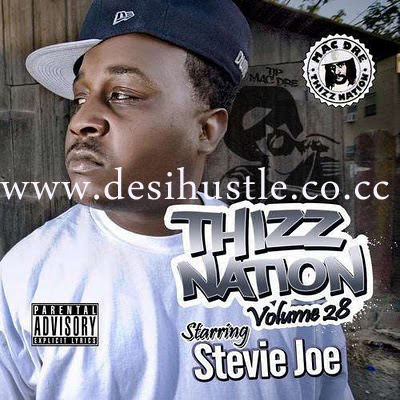 Stevie Joe – Thizz Nation Vol. 28 Free Hip Hop Songs