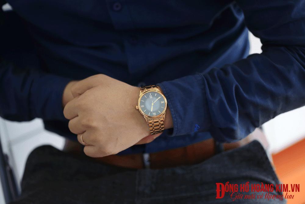 Địa chỉ bán những mẫu đồng hồ nam dây sắt đẹp nhất vịnh bắc bộ - 30
