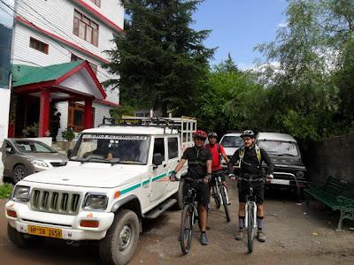 Manali to Kothi Start