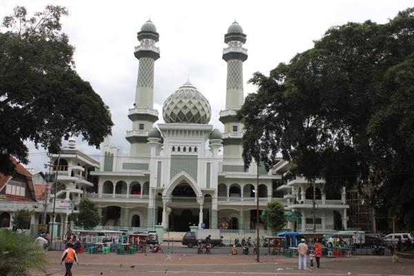 Masjid Agung Jami Malang