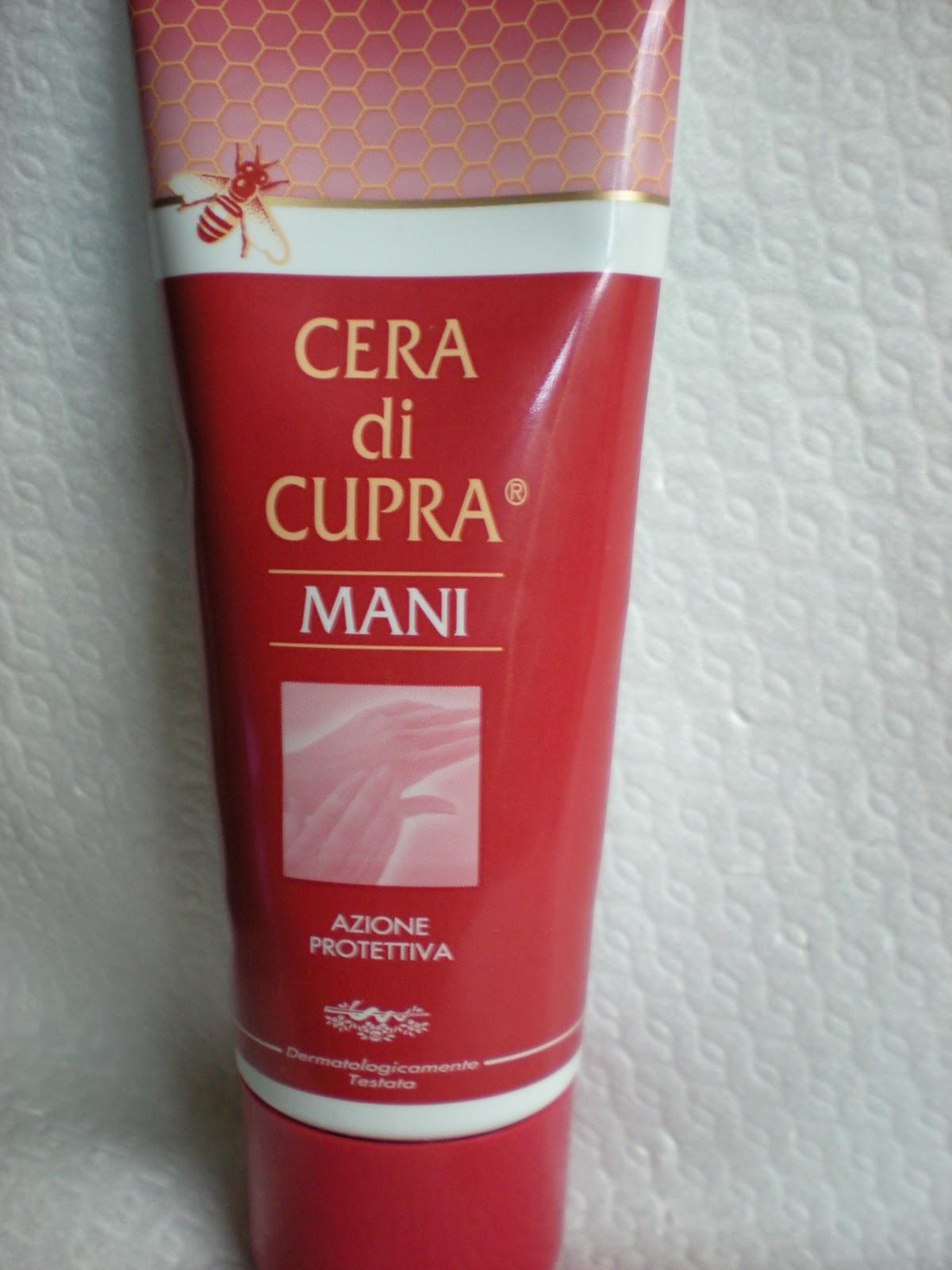 Makeup Erre Crema Mani Cera Di Cupra