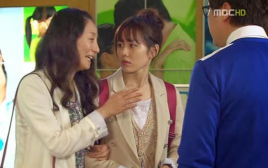 Jo Eun Ji, Son Ye Jin, Jung Sung Hwa