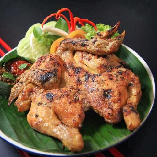 Ayam Panggang and Gurami Bakar Matur TengkYu