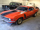 1970 Boss 302. In Storage 30 Years. Matching Numbers. Rust Free. Marti Report.