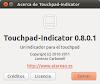 Liberado Touchpad-Indicator 0.8.0.1