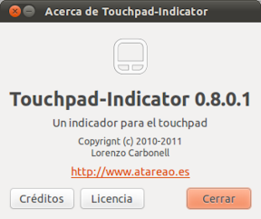 0066_Acerca de Touchpad-Indicator