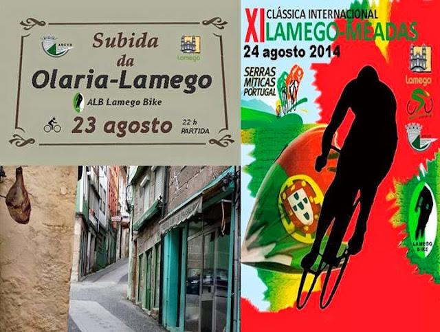 """Ciclismo é """"rei e senhor"""" nas Festas dos Remédios - Lamego"""