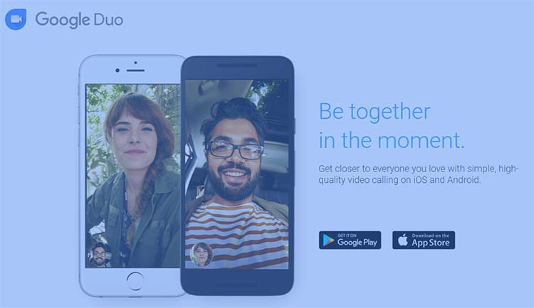 Google Merilis Duo One To One Video Call