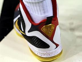 timeline 120513 shoe lebron9 mvp 2011 12 Timeline