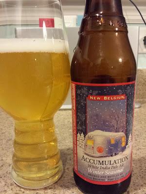 Beer Review: New Belgium Accumulation – BrewMinds