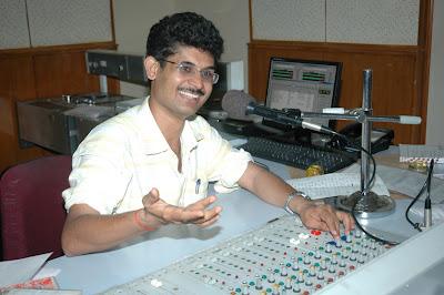 Vividh Bharti RJ Yunus Khan