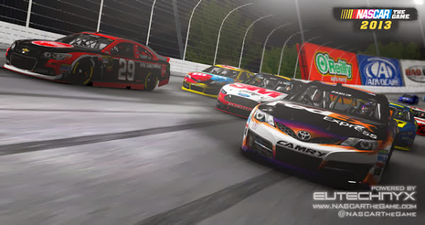 NASCAR The Game (2013) Full PC Game Single Resumable Download Links ISO File For Free