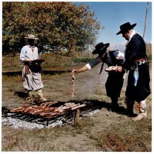 Guachos in Argentina