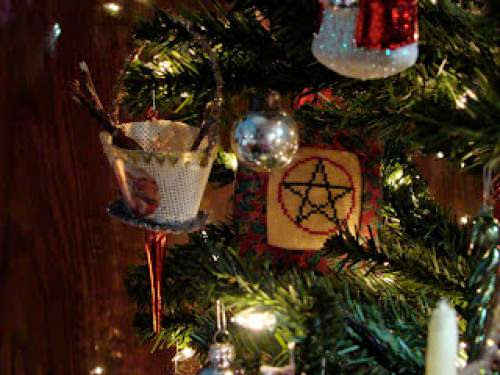 Witchy Ornaments And Other Things