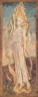 Goddess Semele Image