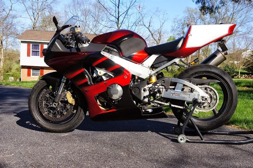 2000 Honda Cbr929rr For Sale Honda Motorcycles