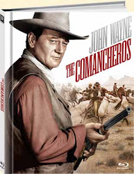 The Comancheros Blu-ray Front