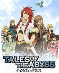 Tales Of The Abyss Anime