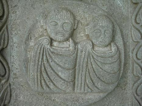 Тетрархия, первая пара правителей (Феликс Ромулиана в Сербии)