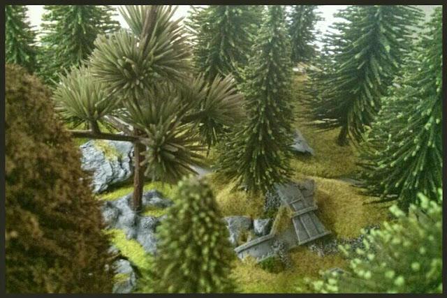 árboles para Wargames